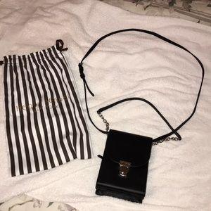 Henri Bendel Peru Purse Crossbody Handbag